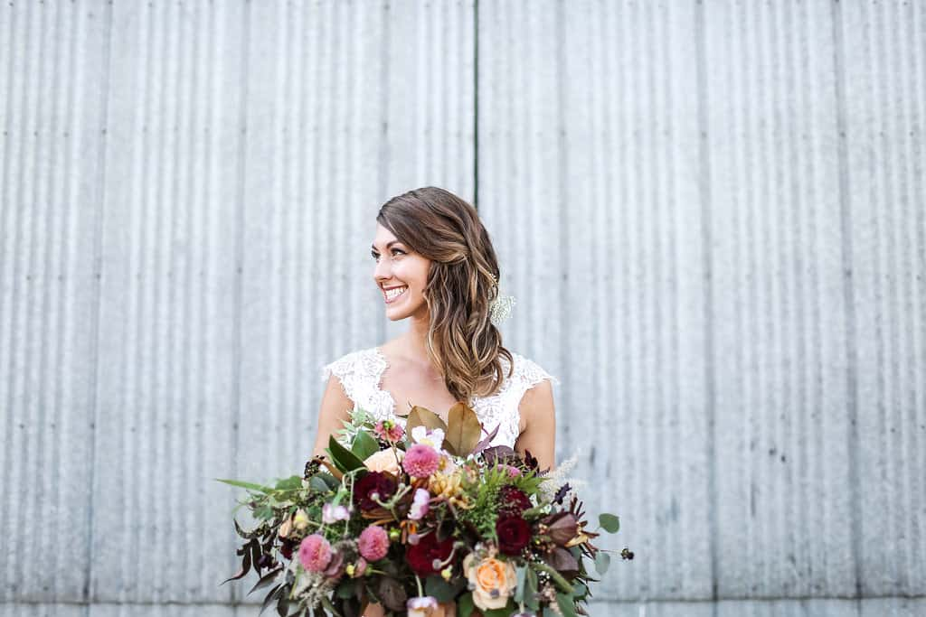 Wedding Bouquet Rustic Wedding Inspiration SLF Weddings