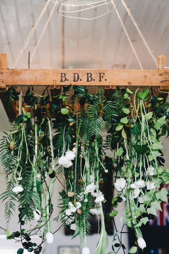 Greenery Wedding Centrepiece Decoration Ideas Vignette Photographic