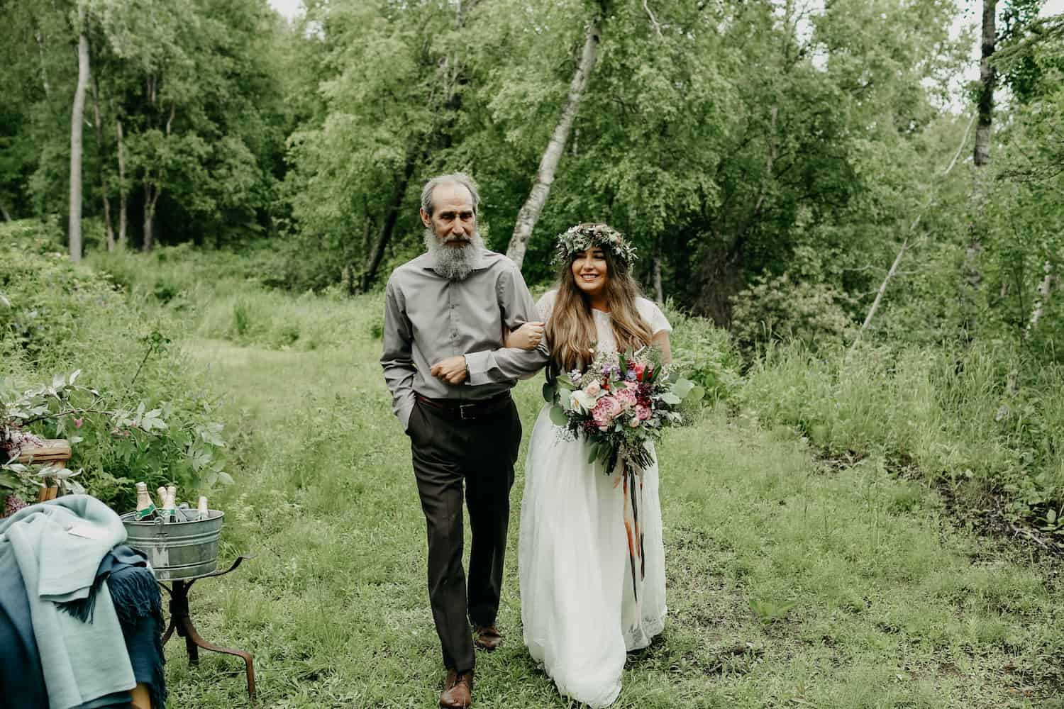 Alaska Destination Wedding Ideas Joel Allegretto Wedding Photographer Rebecca and Josephs Elopement