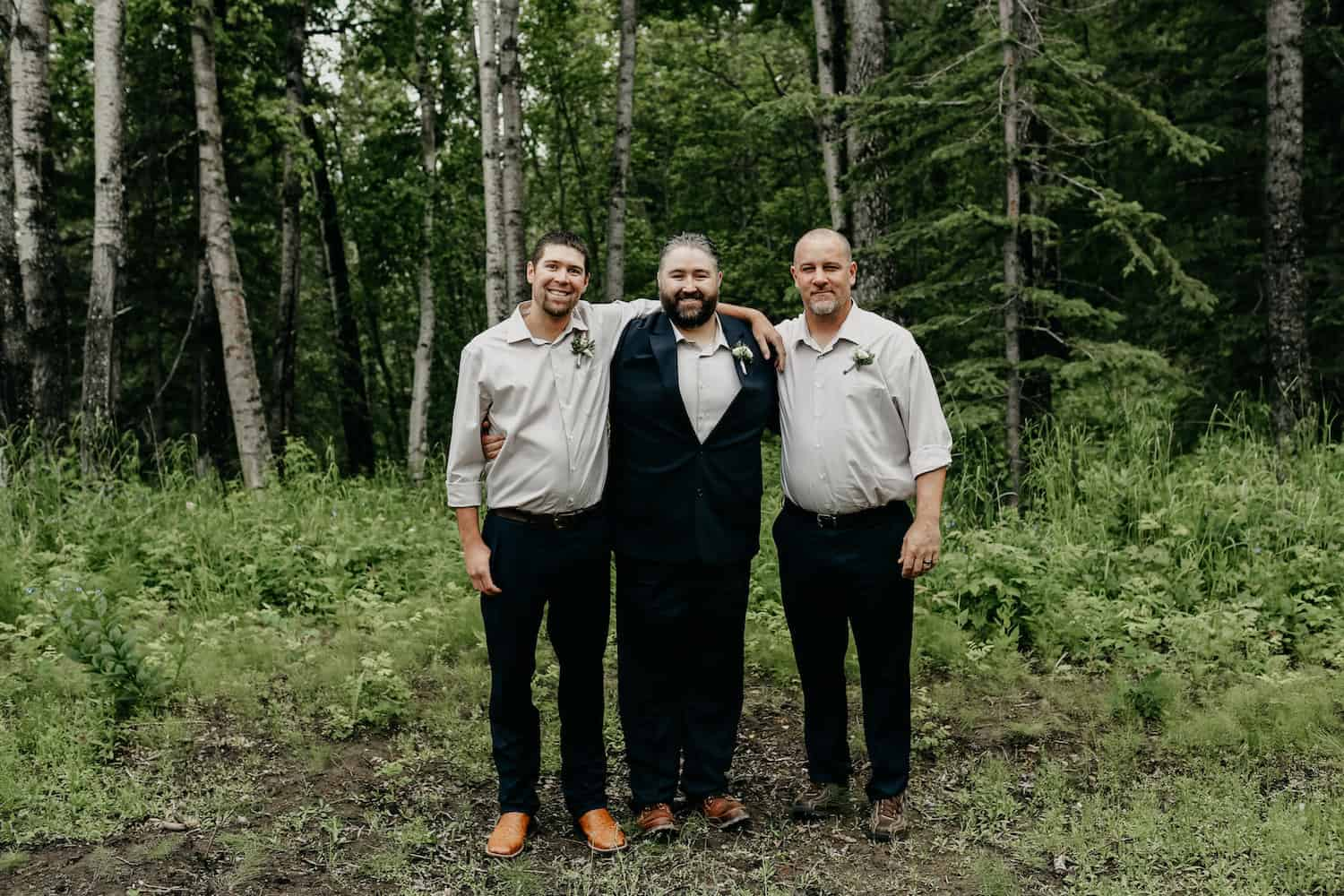 Alaska Destination Wedding and Elopement Joel Allegretto Wedding Photographer Rebecca and Josephs Elopement