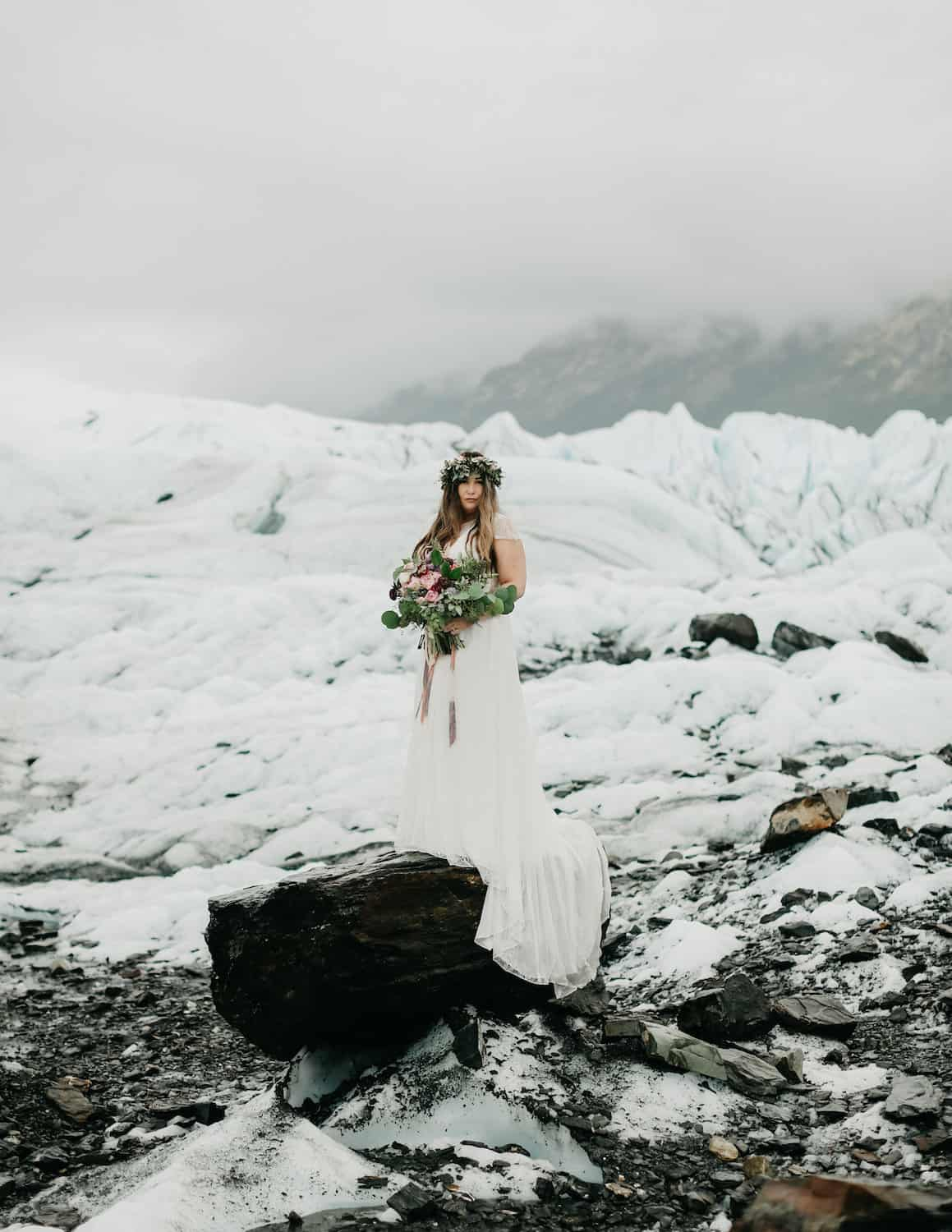 Alaska Destination Weddings and Elopements Joel Allegretto Wedding Photographer Rebecca and Josephs Elopement