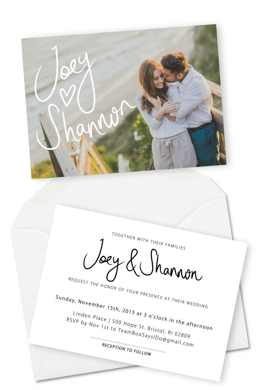 Wedding Invitation Sydney Stationery Designer