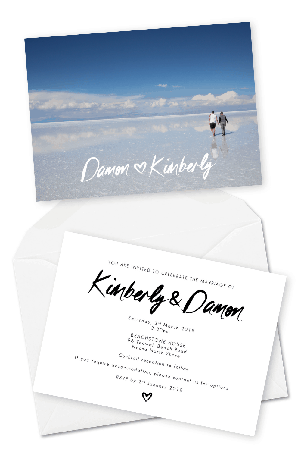 Beach Wedding Invitations Blue DIY Printable Ideas For the Love of Stationery Lover of Mine Photography
