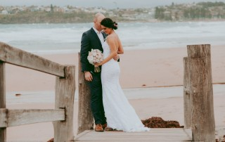 Beach Wedding Tonya & Kieran Tailored Fit Photography