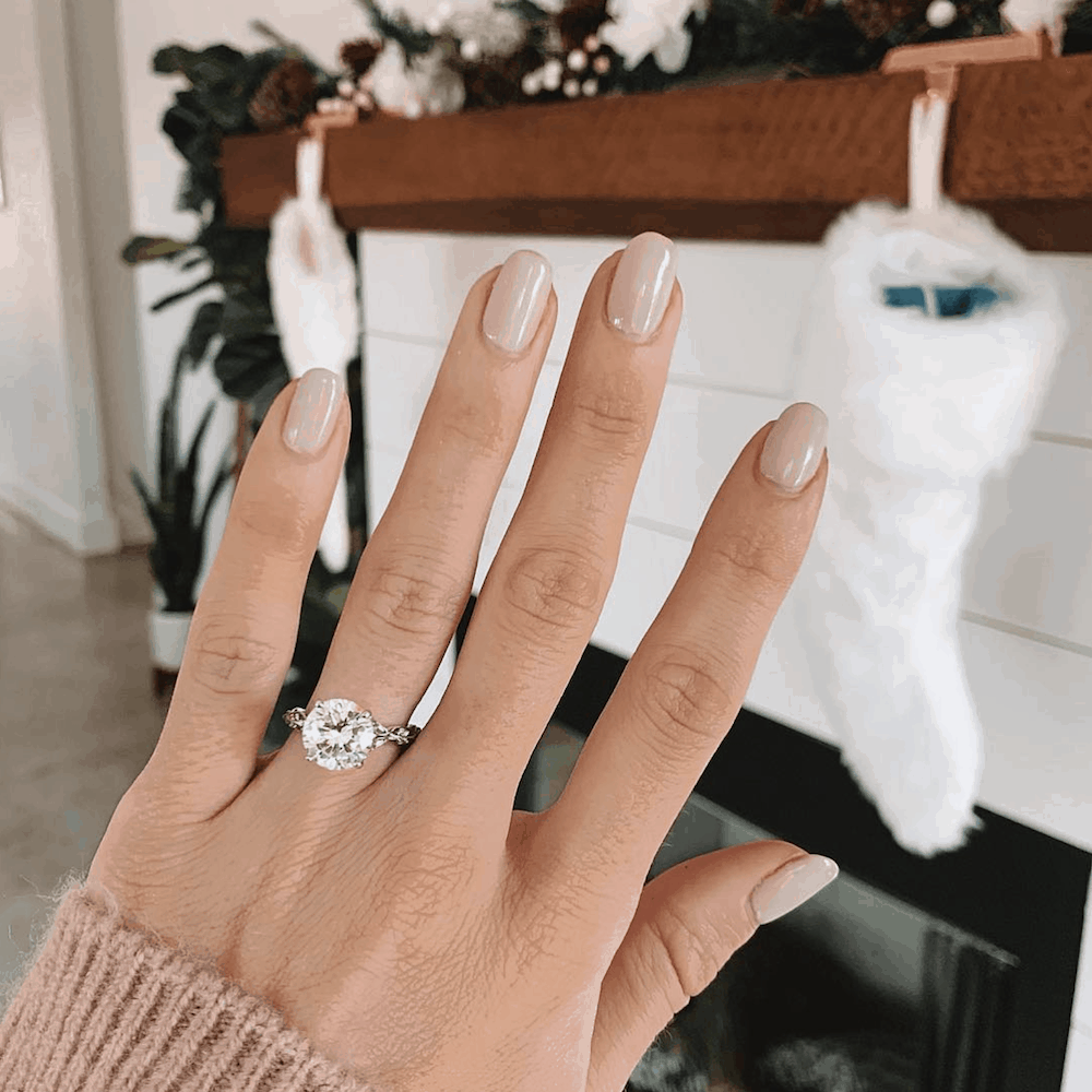 Best Christmas Proposal Ideas James Allen Rings Diamond Engagement and Wedding Rings