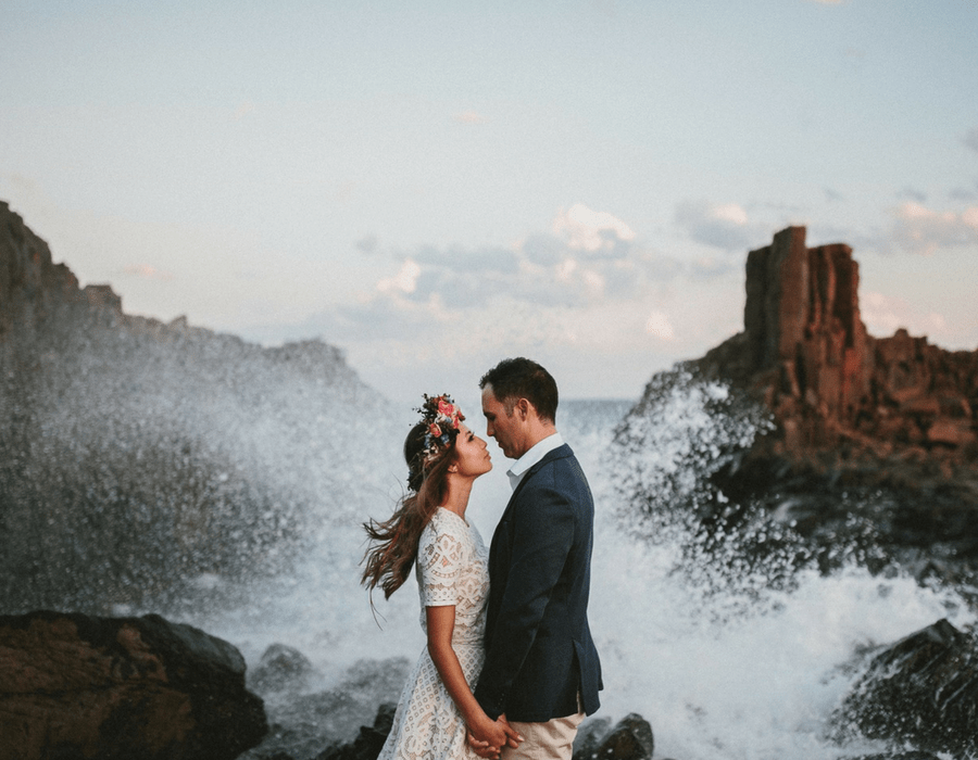 Best Elopement Wedding Photographer James Frost Photography Blog
