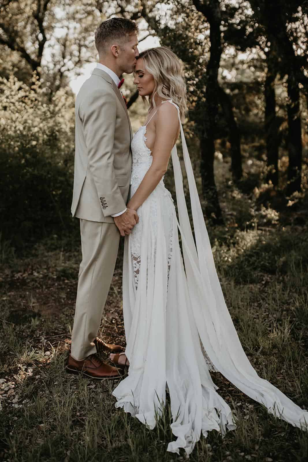 Bohemian Wedding Dress Inspiration French Lace Dresses Handmade by Grace Loves Lace Hollie 2.0