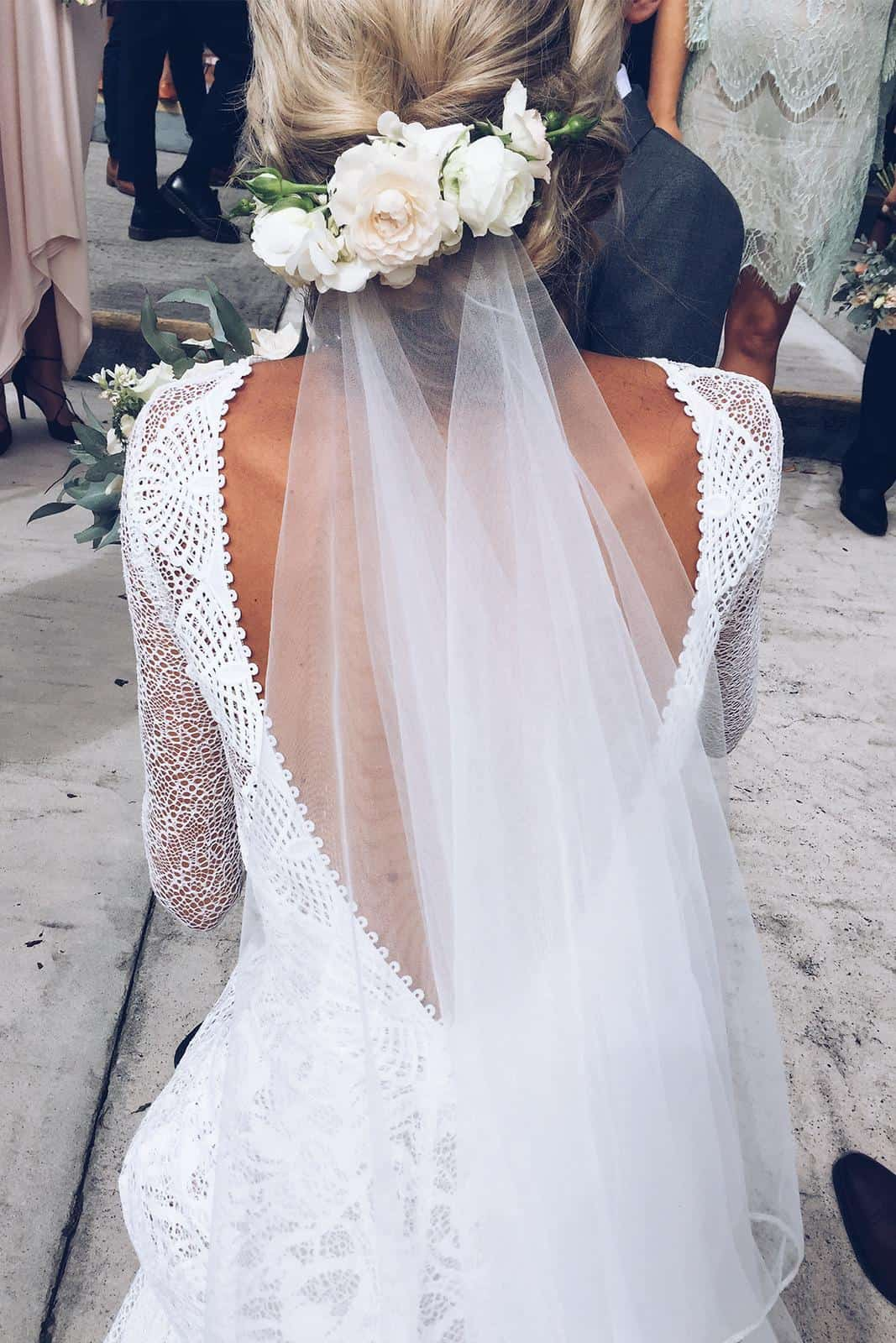 Boho Wedding Dresses Inspiration French Lace Dresses Handmade by Grace Loves Lace Mai