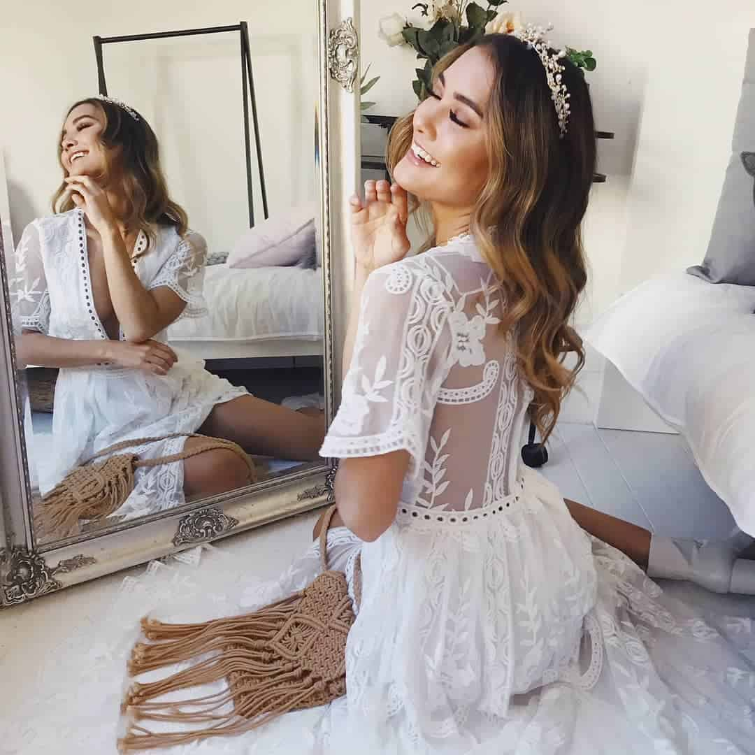 35 Stunning Bridal Shower And Kitchen Tea Dresses For The Bride