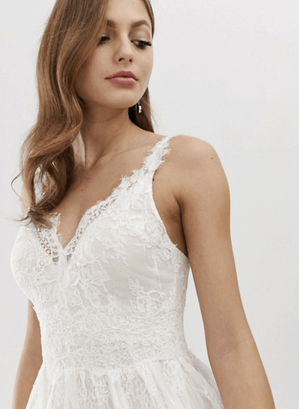 Cheap Affordable Bridal Gowns and Wedding Dress Bronx & Banco Exclusive Antoinette Bridal Gown
