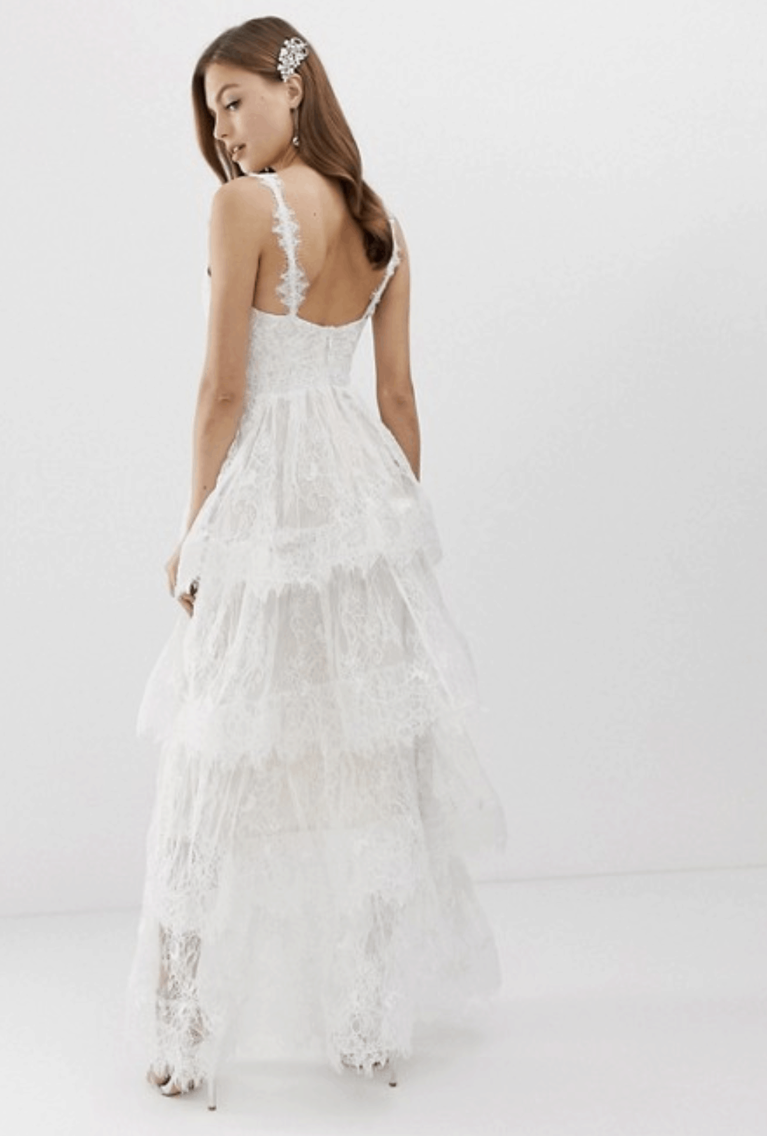 Cheap Affordable Bridal Gowns and Wedding Dresses Bronx & Banco Exclusive Antoinette Bridal Gown