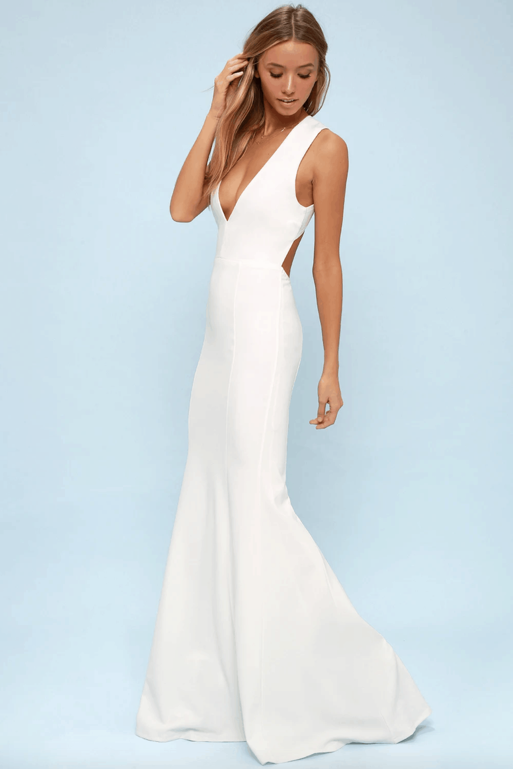 Cheap Affordable Wedding Dress
