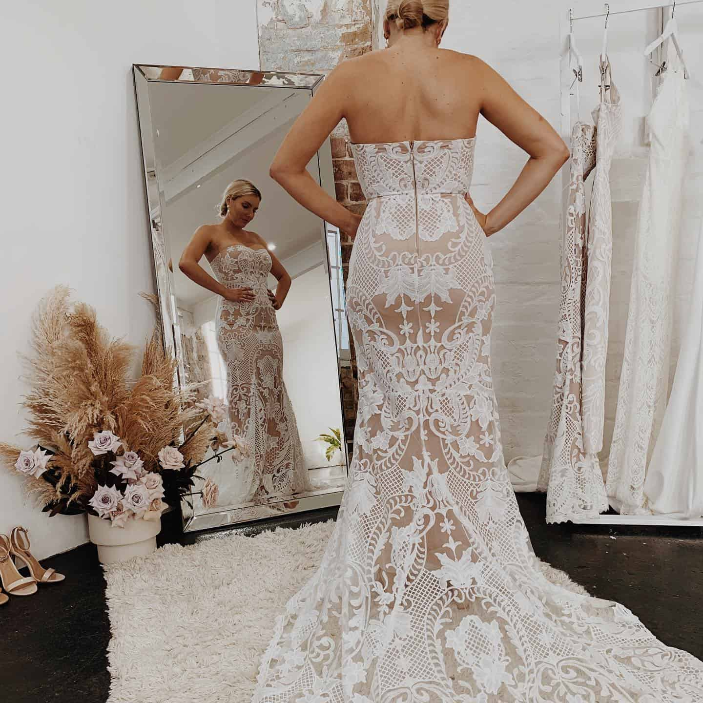 Wedding Ideas On A Tight Budget: Where To Buy A Cheap Affordable Wedding Dress On A Tight