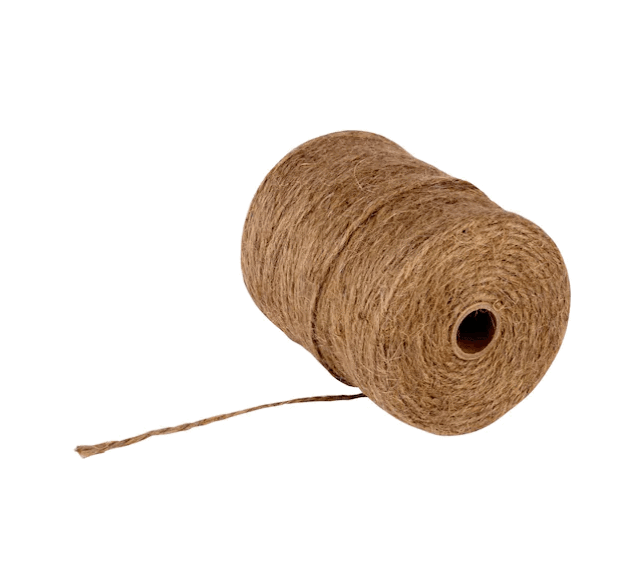 DIY Bridal Shower Gift for the Bride Brown Strings Natural Jute Twine By Ashland