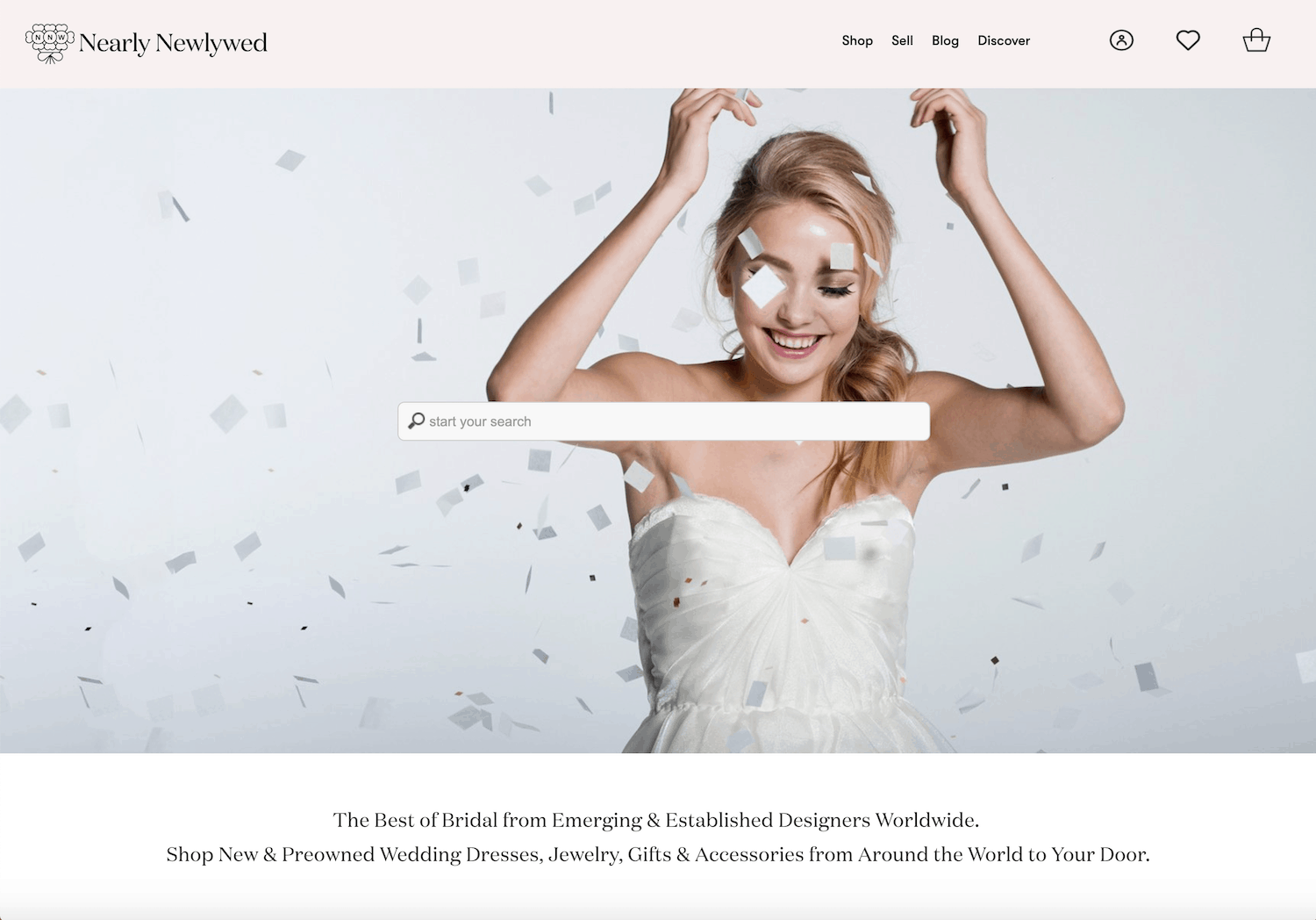 Designer Wedding Dresses and Bridal Gowns Under $1500 Nearly Newlywed