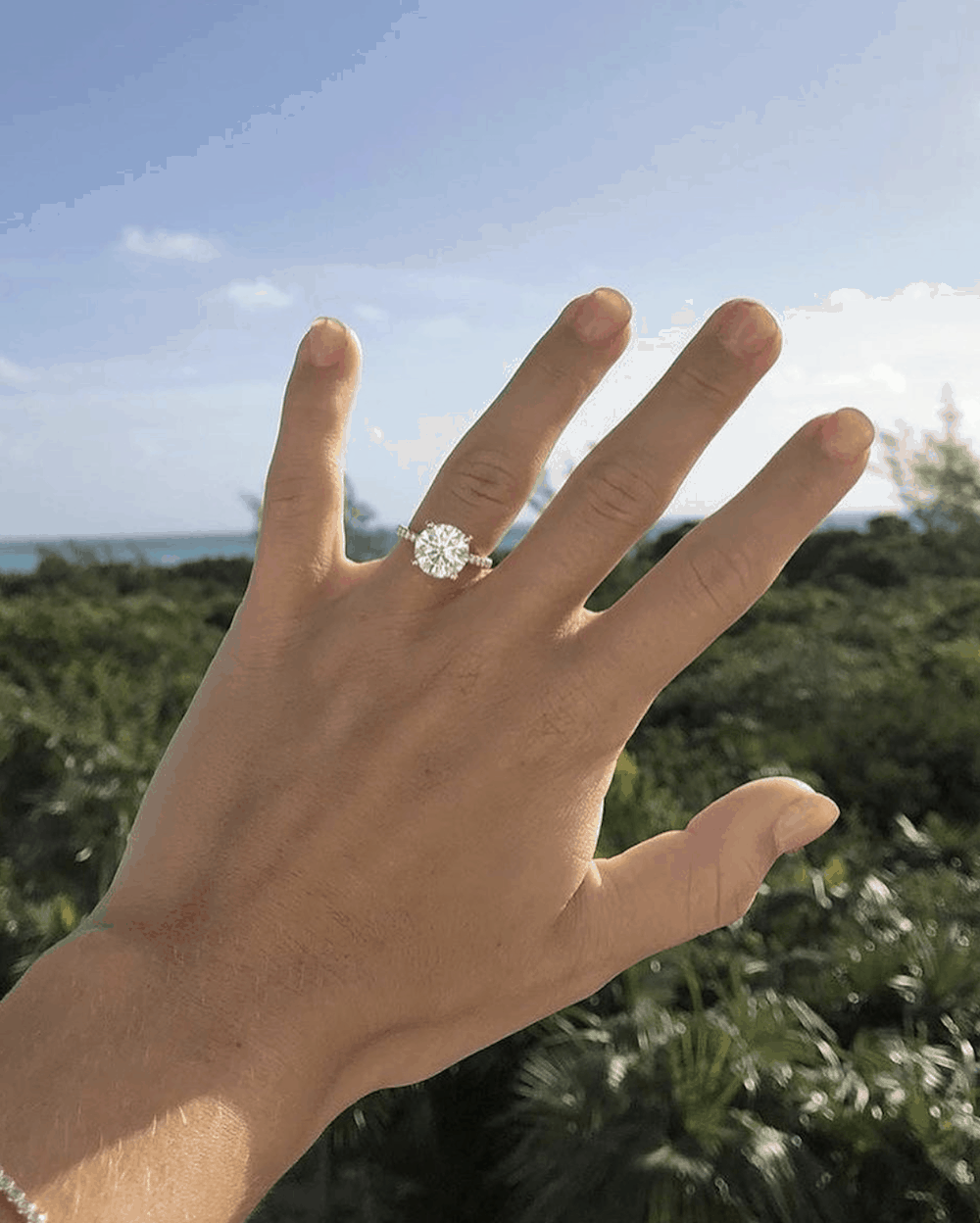 Diamond Engagement and Wedding Rings Best Summer Proposal Ideas James Allen Ring