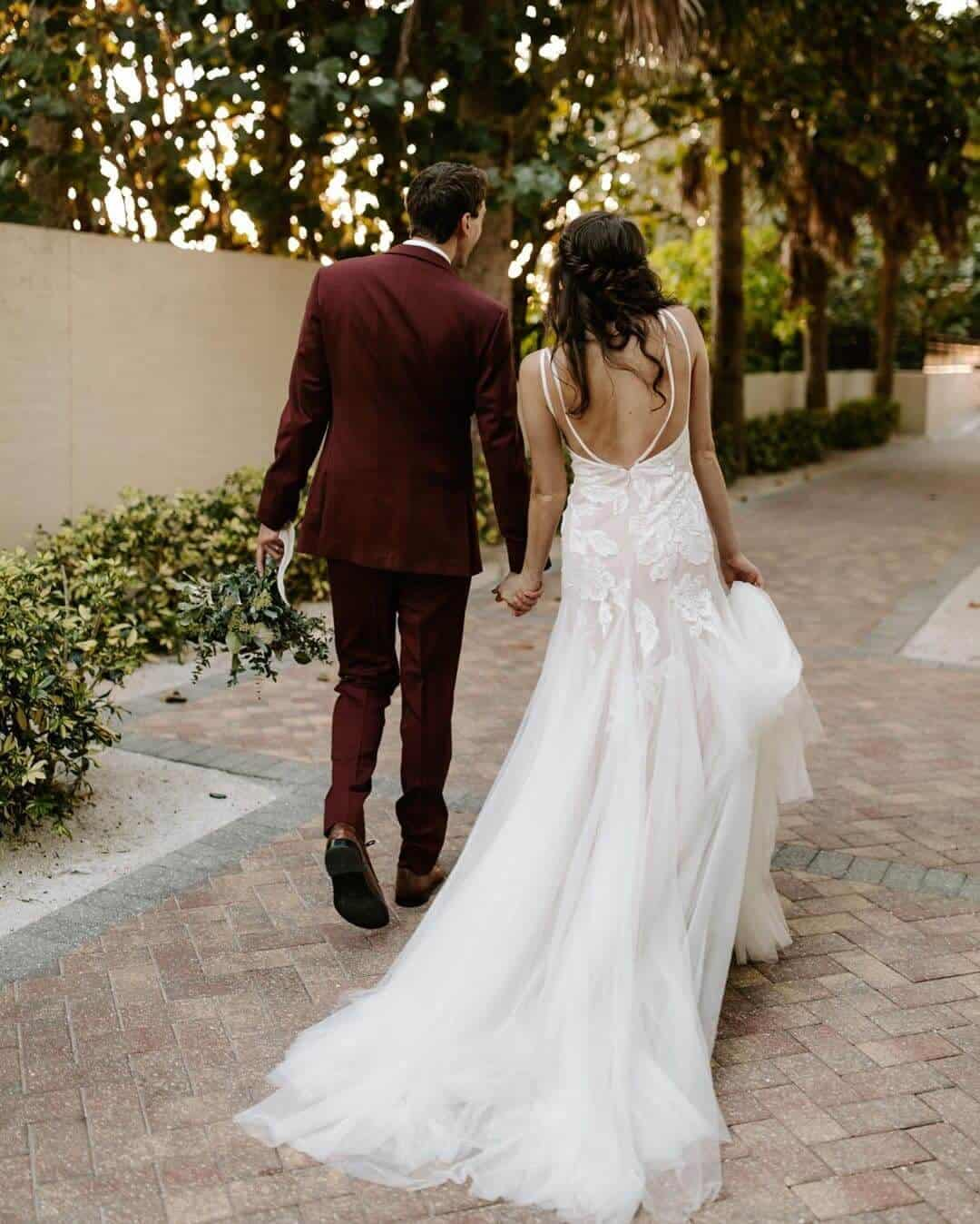 Elopement Wedding Dress Casual Simple White Backless Dress Intimate Wedding Dress Romantic Kerri Carlquist Photography (1)