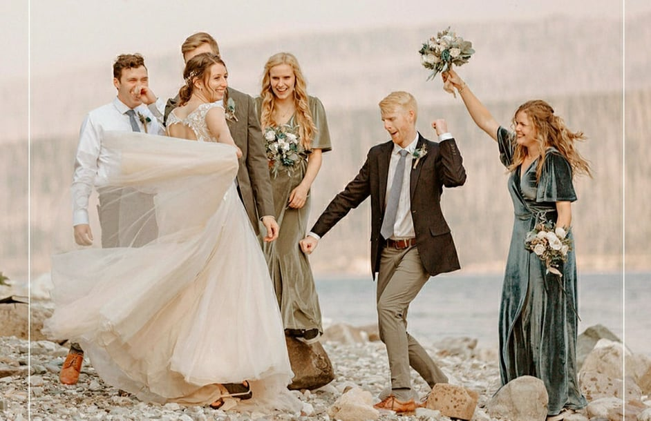 Finding The Perfect Wedding Photographer Key Qualities To Look For Kapturly Photography
