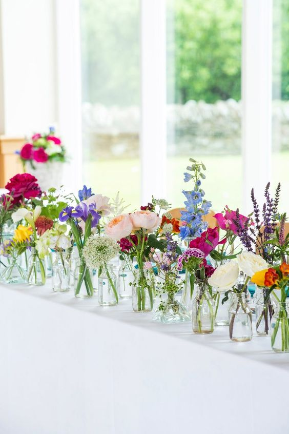 Stunning Floral Wedding Inspiration for Your Special Day – For the ...