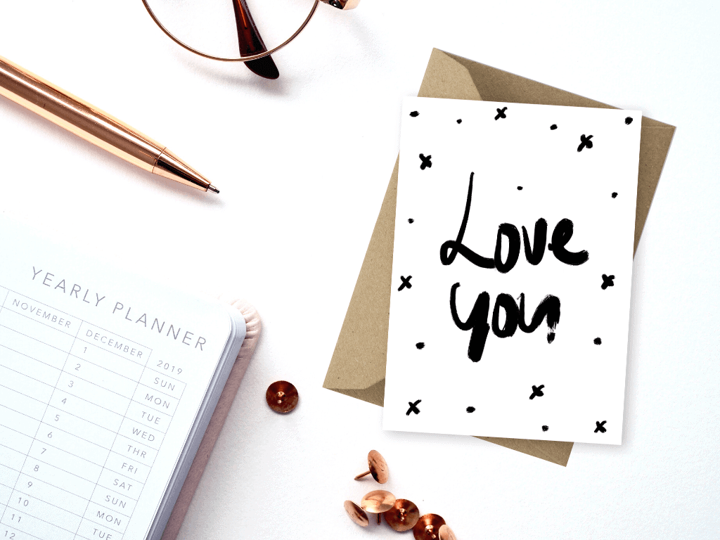 Free Mother's Day Printables Handmade Simple DIY Ideas Love You For the Love of Stationery