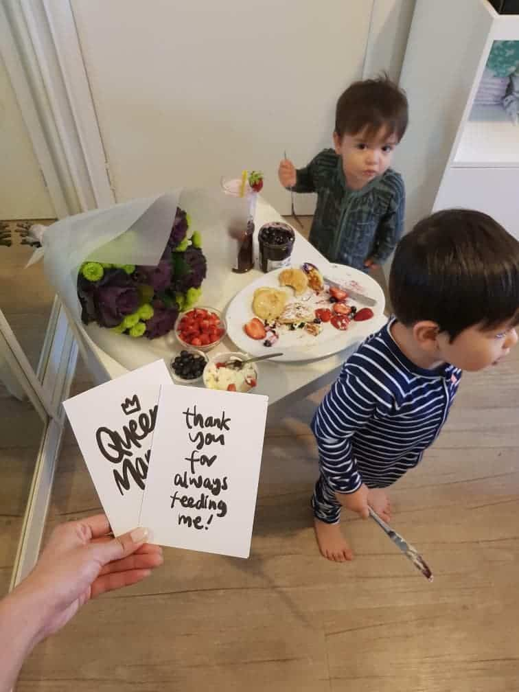 Free Mother's Day Printables Handmade Simple DIY Ideas Thank You for Always Feeding Me Queen Mama For the Love of Stationery Jessica Banzon Baby Jumpie 2