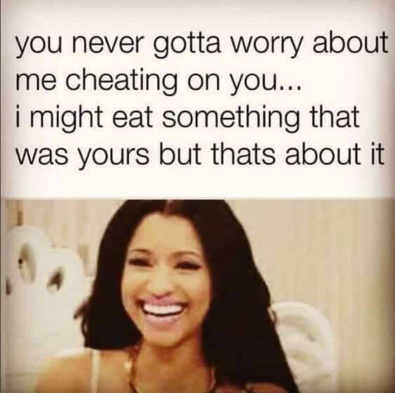 Funny Boyfriend Girlfriend Memes Funny Eating Relationship Memes for Him Therelationshipmemes