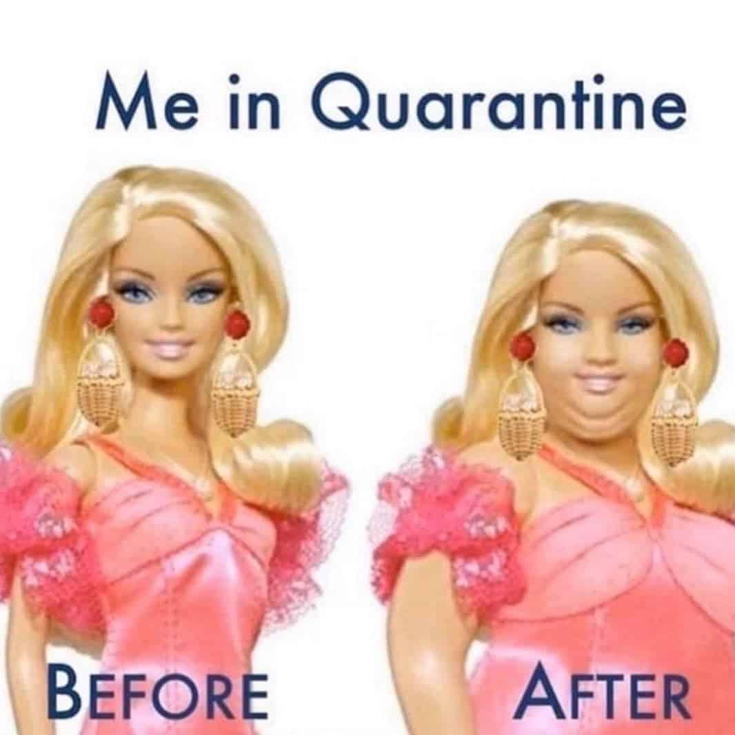 Hilarious Quarantine Memes Relatable Funny Me in Quarantine Coronavirus Lockdown Jokes
