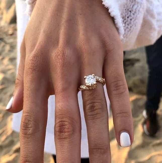 How to Choose a Good Diamond Ring Engagement Rings The 4Cs Guide 6