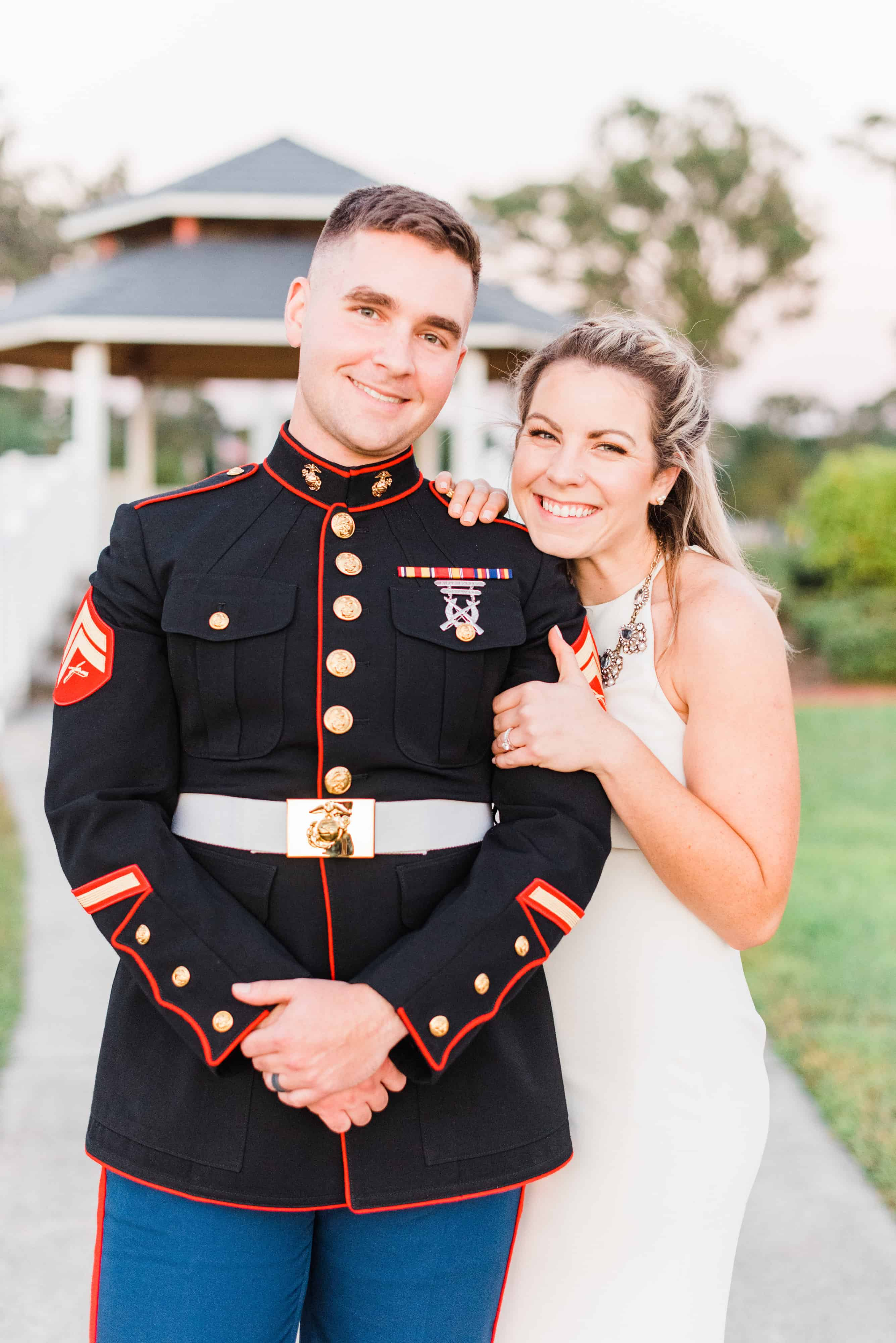 Military Weddings Reasons Why Brides Eloped Instead of Having A Traditional Wedding