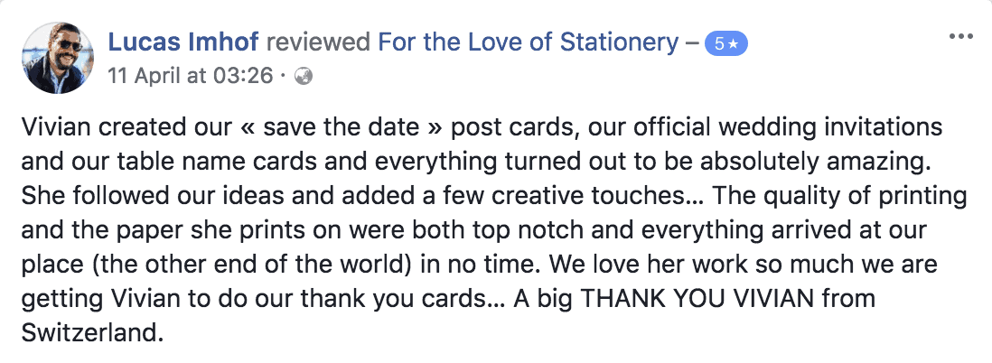Photo Save the Date Postcards Sydney Australia For the Love of Stationery