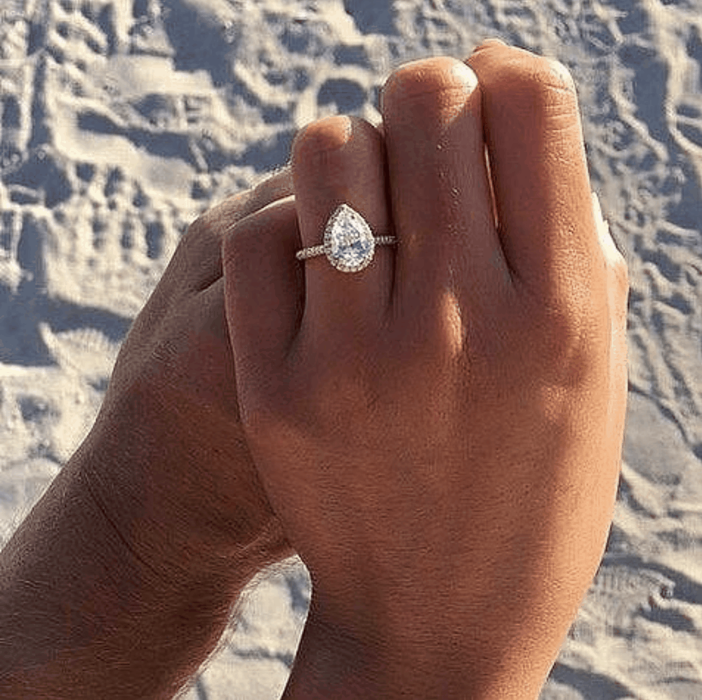 Romantic Beach Proposal Ideas James Allen Rings Diamond Engagement and Wedding Rings