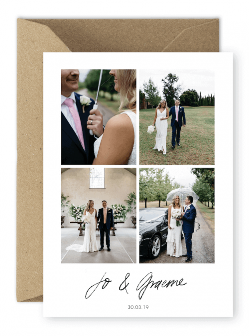 Thank You Cards Wedding Wording Ideas Thank You Cards Wedding Message For the Love of Stationery Ali Bailey (1)