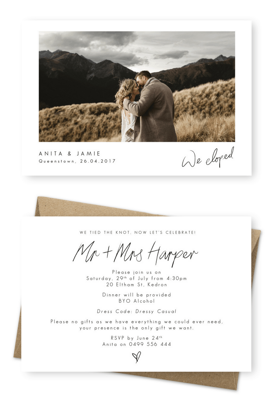 Wishing Well Wording Ideas for Your Wedding Invitations – For the ...