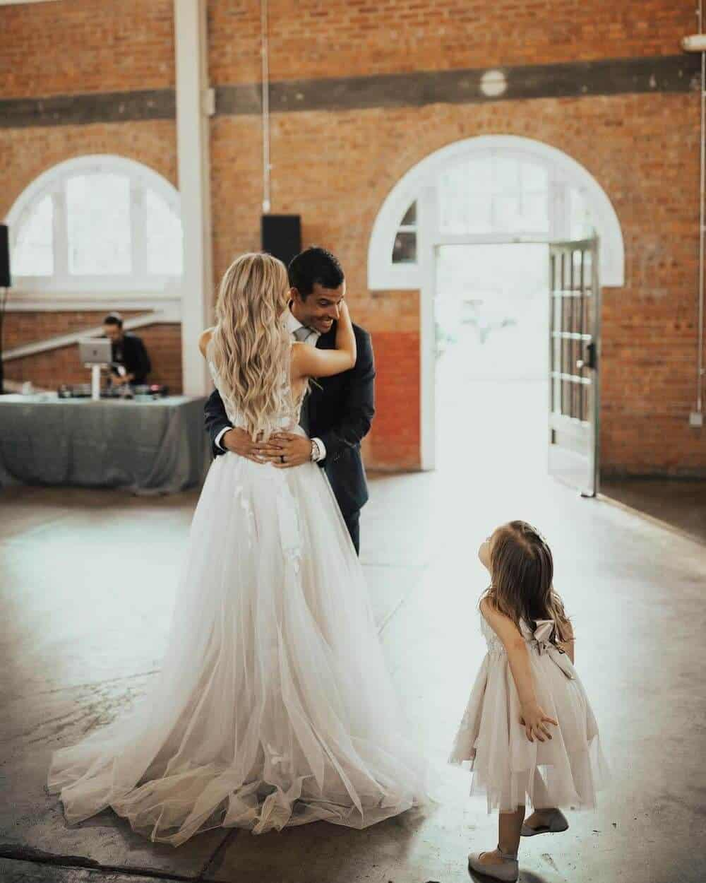 Where to Buy Cheap Wedding Dresses Online BHLDN Willowby by Watters Hearst Gown Christy Johnston Photography