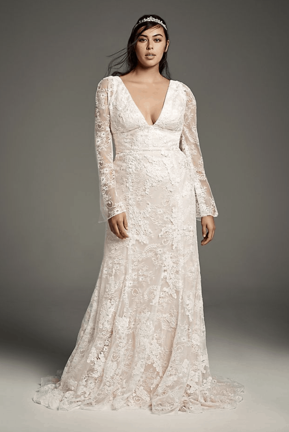 Simple Plus Size Wedding Dresses.27 Plus Size Wedding Dresses And Bridal Gowns That Are
